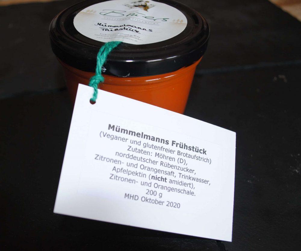 Mümmelmanns Früchstück