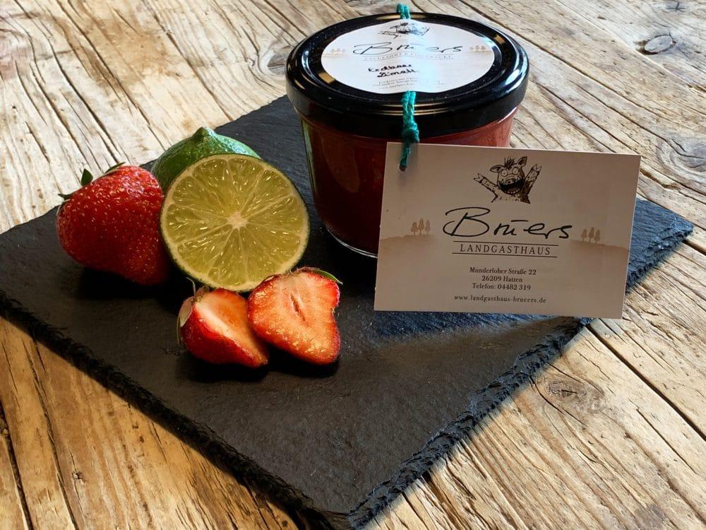 Erdbeer-Limette
