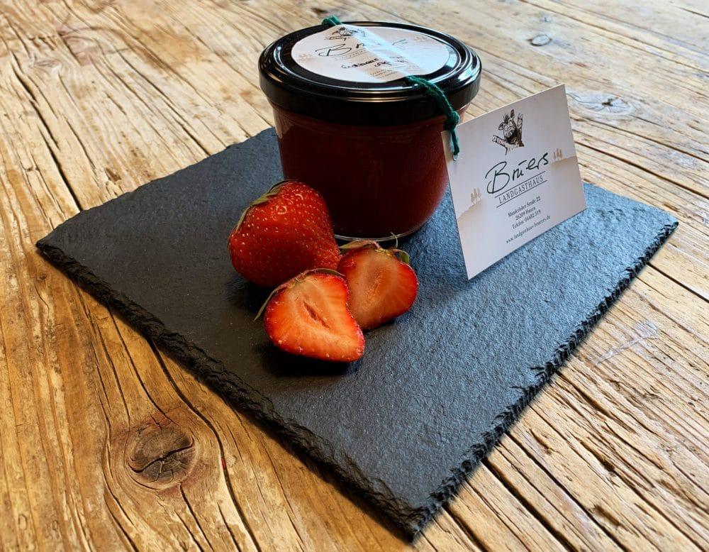 Erdbeer mit Aperol