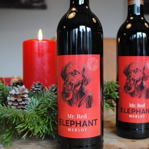 Mr.Red Elephant Merlot