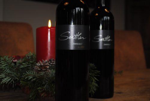 2019 Zweigelt Classic Weingut Sattler Österreich